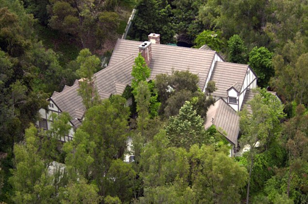The Clooneys also own this property in Los Angeles, CA