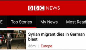BBC-Syrian-migrant-dies-in-German-blast