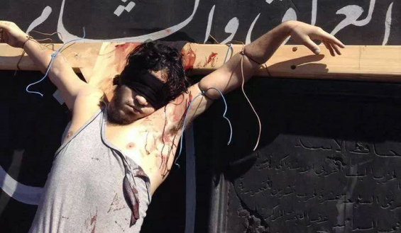 Christian-crucified-in-Syria_photo-cred-rozana.fm_