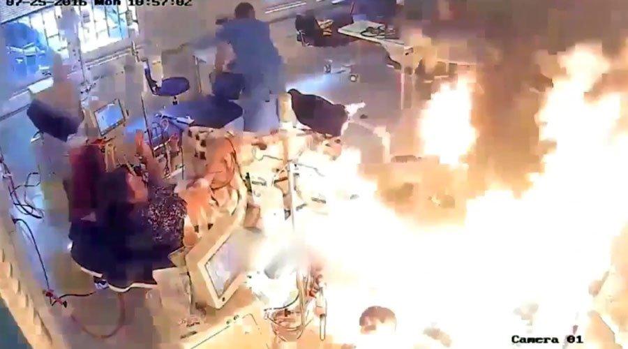 musulmán explosión