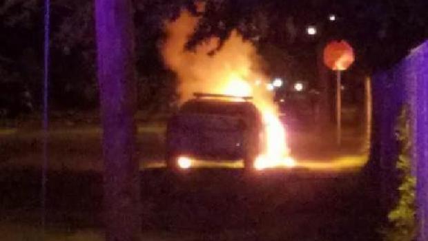 dayton-beach-police-car-fire