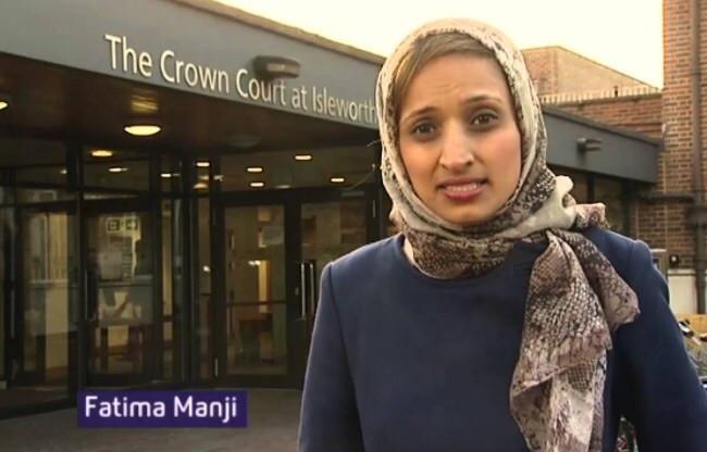Fatima Manji - Channel 4 reporter