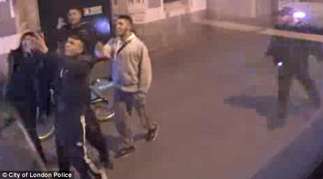 Turkish Muslim gang in London (not necessarily the one in these stories