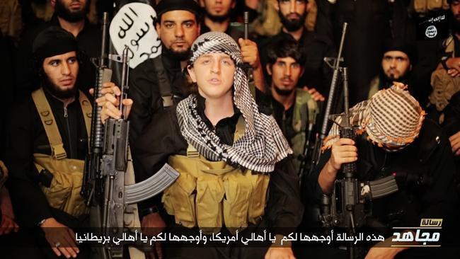 Abdullah Elmir, a 17-year-old Australian Muslim who left Sydney to join the Islamic State