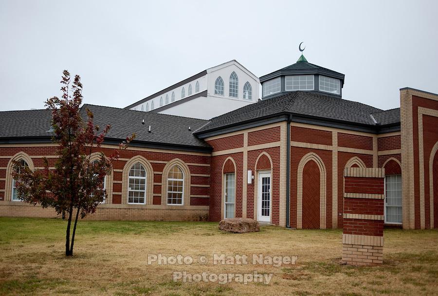 The Islamic Society of Greater Oklahoma City Mosque in Oklahoma City