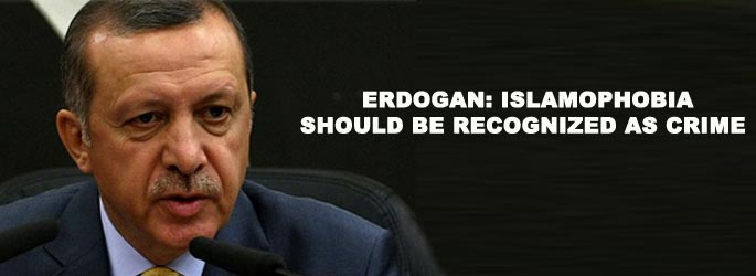 The Islamofascist president of Turkey, Recep Tayyip Erdogan concurs