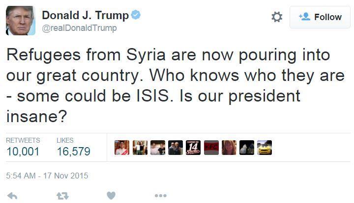 trump-syrian-refugees-tweet