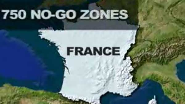FRANCE: Police are under siege In Refugee areas...