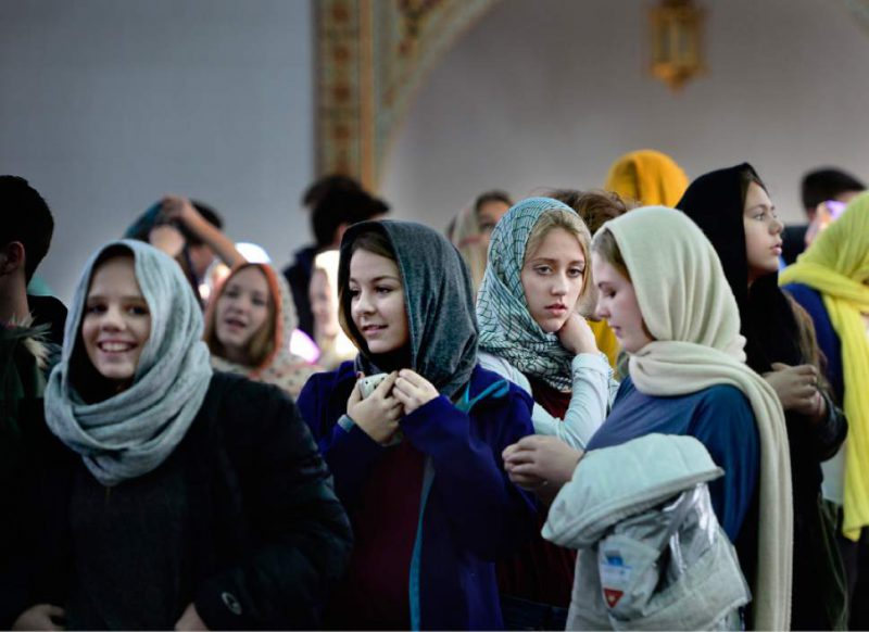 Interfaith leaders urge Utahns to wear head coverings or other symbols in support of Muslims