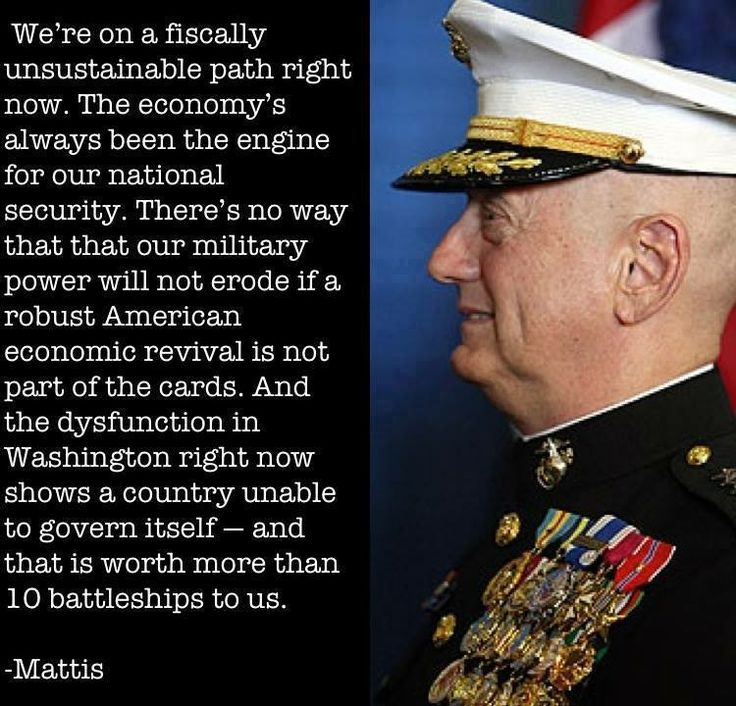 Awwww…mainstream media upset by all the retired military generals ...