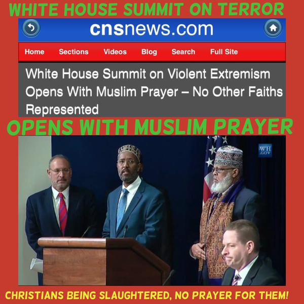 DRAINING THE SWAMP of Obama's 'Countering Violent Extremism ...