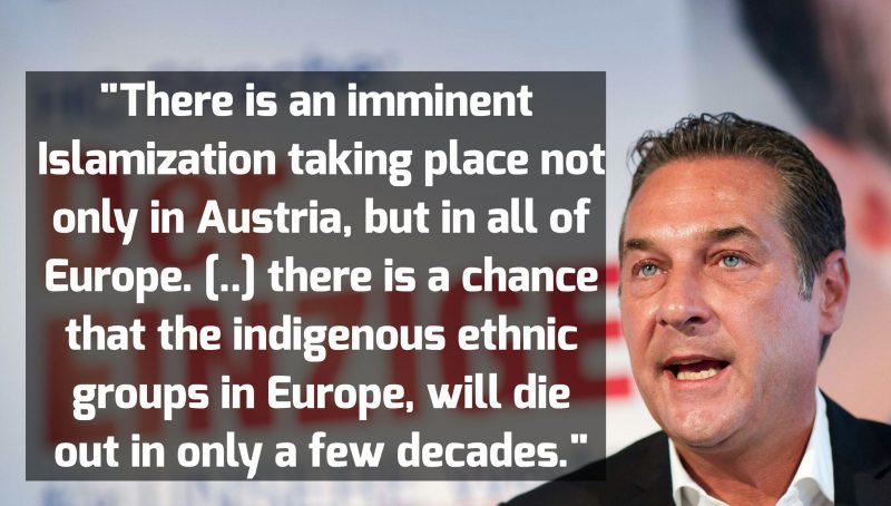 Apparently, a lot sooner for Austria now