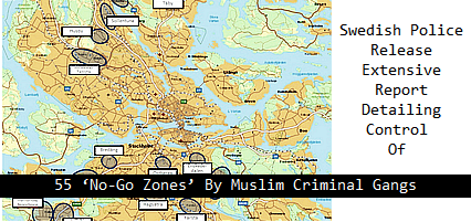 SWEDENs Islamic Arson Jihad epidemic rages on as Muslim