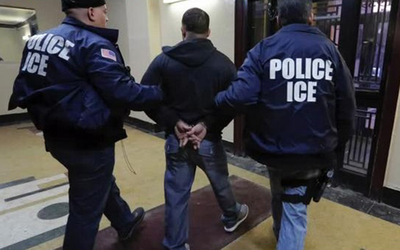 MORE WINNING! ICE immigration raids are rounding up and