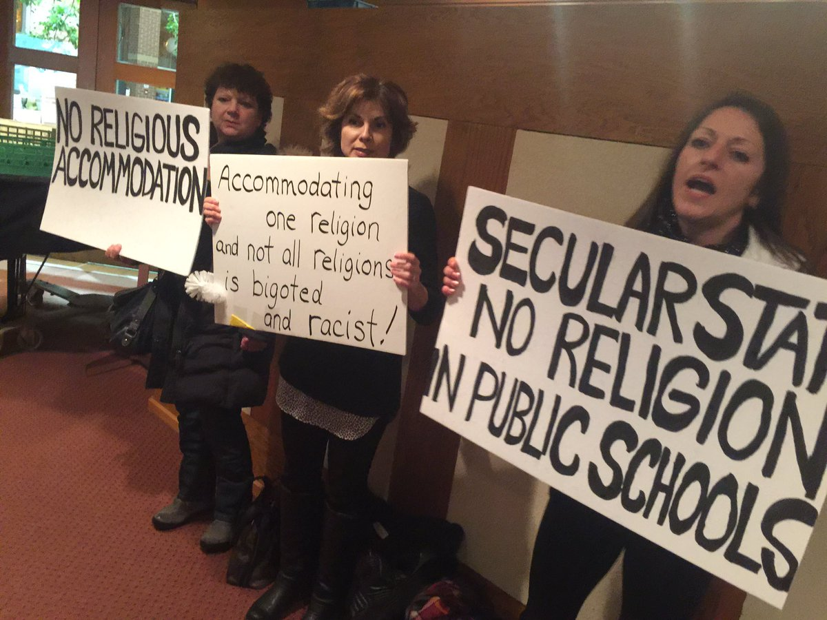Peel School Board: CANADA: At Peel School Board Meeting, Outraged Parents