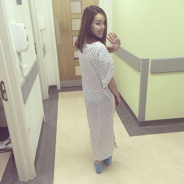 Colorful Ladies Hospital Gowns Crest - Top Wedding Gowns ...