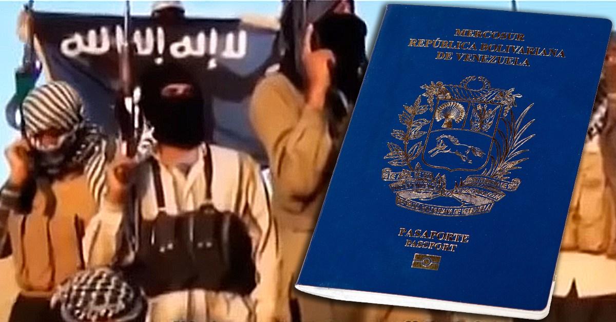 VENEZUELAN Muslim Vice President has illegally issued