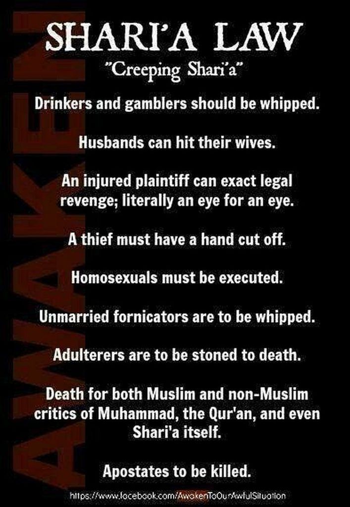 a comparison of the westernized concept of rule of law and the shariah law